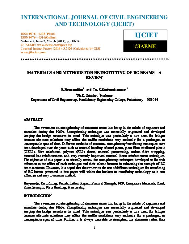 Structures rehabilitation pdf and retrofitting of