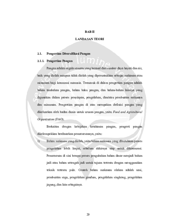 Pdf 29 Bab Ii Enida Bungawati Academia Edu