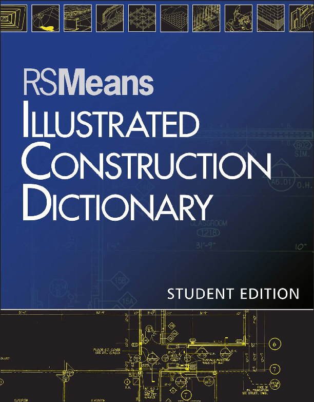 Pdf Rsmeans Illustrated Construction Dictionary Federico Mendez Academia Edu