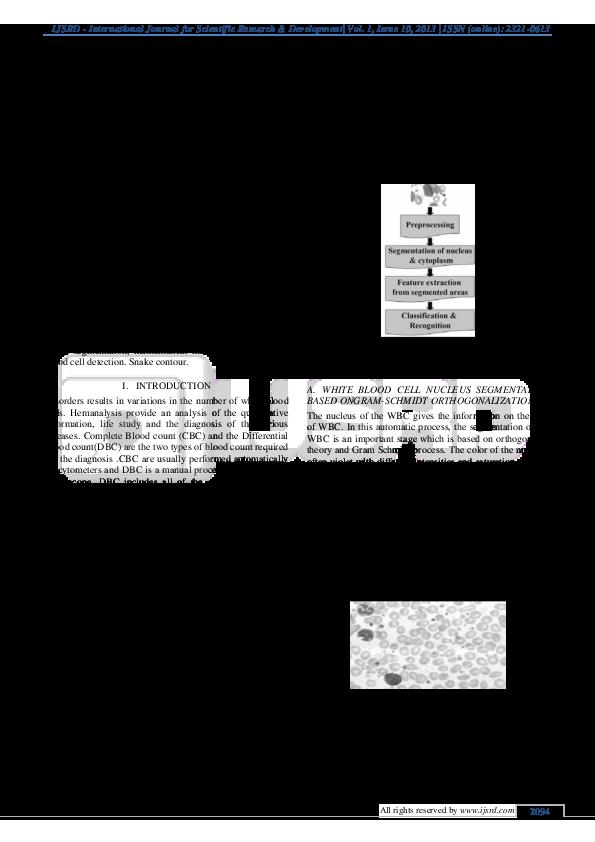 Diagram Of Wbc - Wiring Diagrams Schema