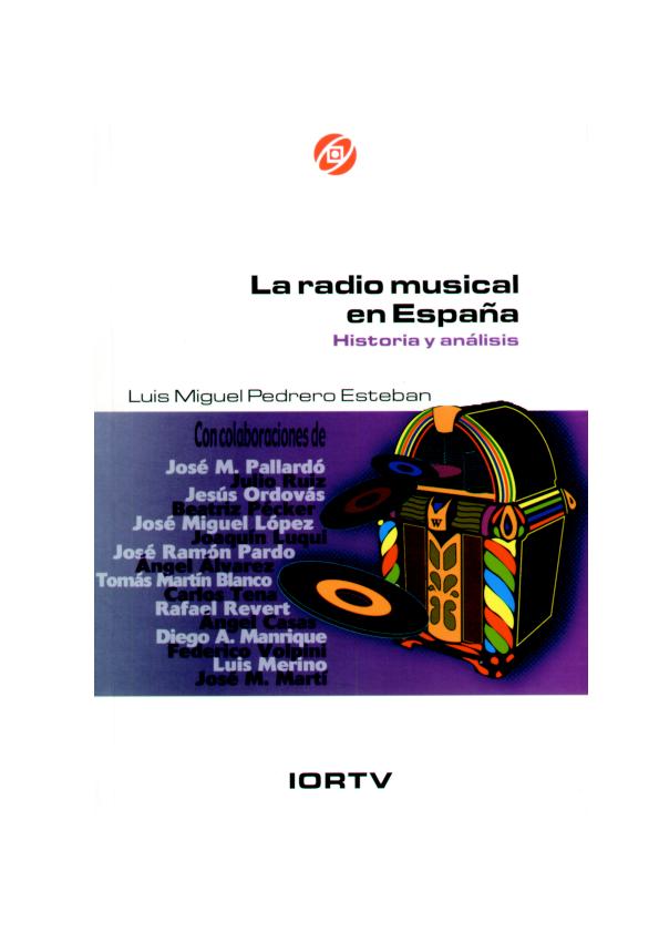 4af51f260f PDF) La radio musical en España. Historia y análisis