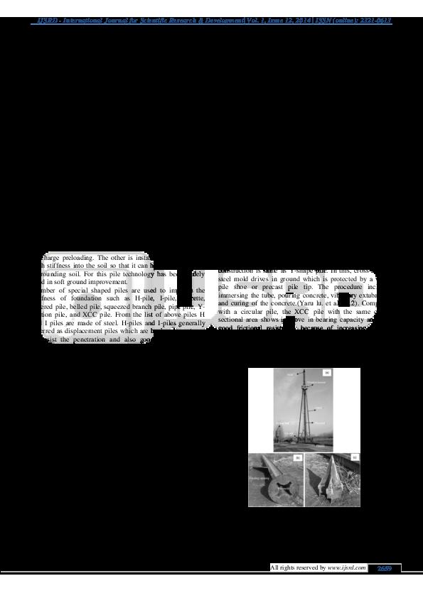 PDF) X-Section Cast-in-Situ Concrete Pile: A Review | IJSRD