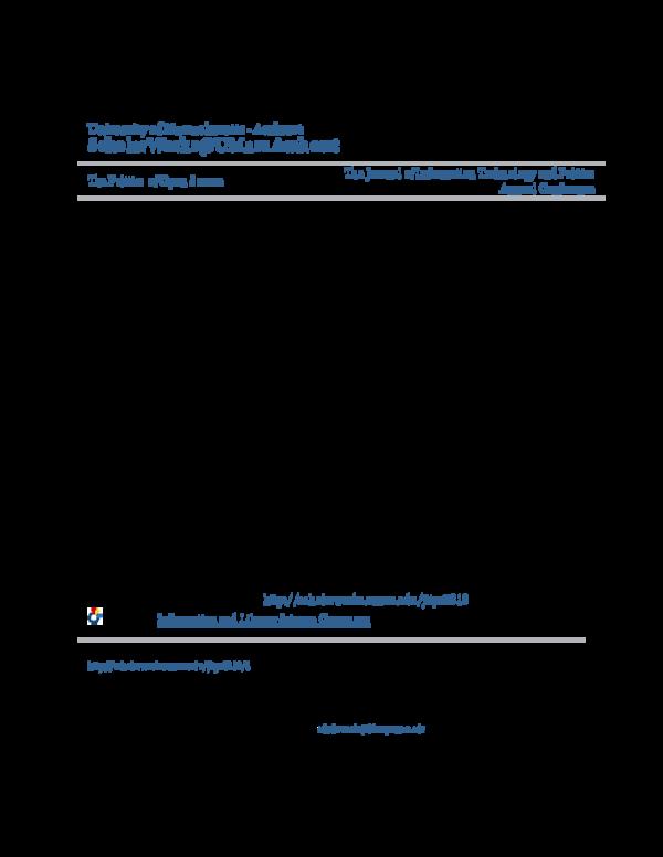 PDF) Analysis of Open Source Biomedical Research | Shishir K