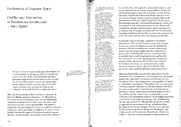 PDF) Prehistories of Common Space: Conflict and Abstraction in