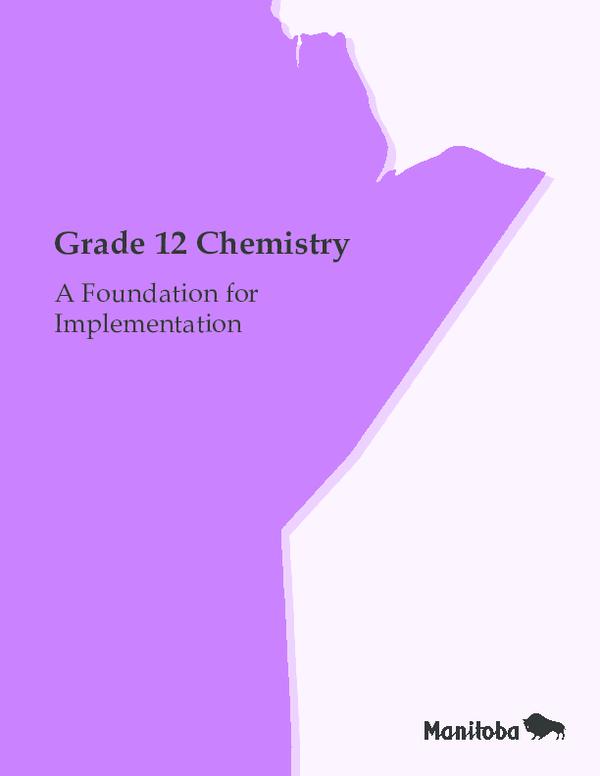 PDF) K-12 chemistry | jamil suprihatininngrum - Academia edu