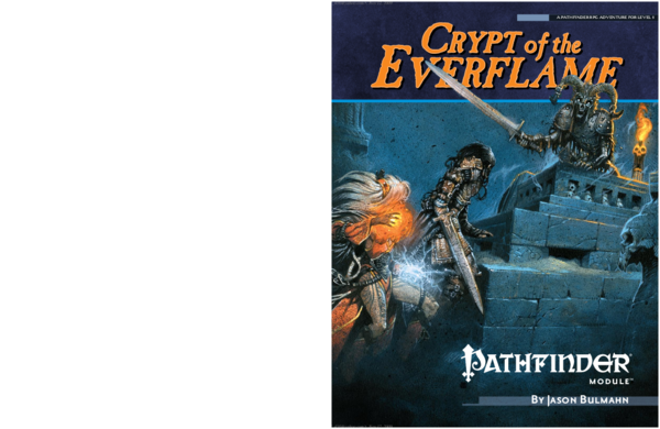 PDF) D1 - Crypt of the Everflame LV1 | Alice Smith
