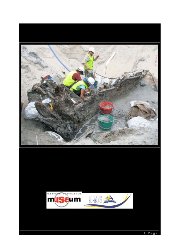 PDF) Koombana Bay foreshore maritime archaeological survey