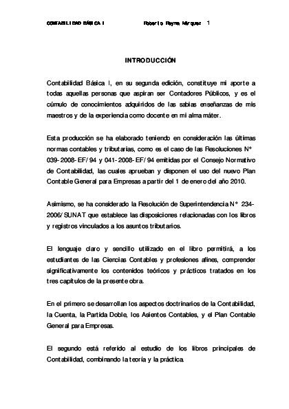 Compra De Utiles De Oficina Asiento Contable.Pdf Contabilidad Basica I Loni Rodriguez Acosta