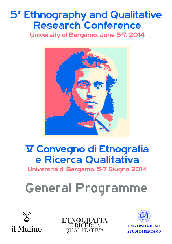 PDF) ETHNOGRAPHY AND QUALITATIVE RESEARCH CONFERENCE   CONVEGNO DI ... ea66c14fd86