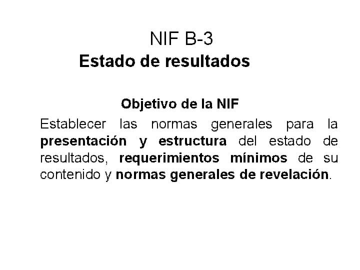 Pdf Nif B 3 Estado De Resultados Juliette Adler