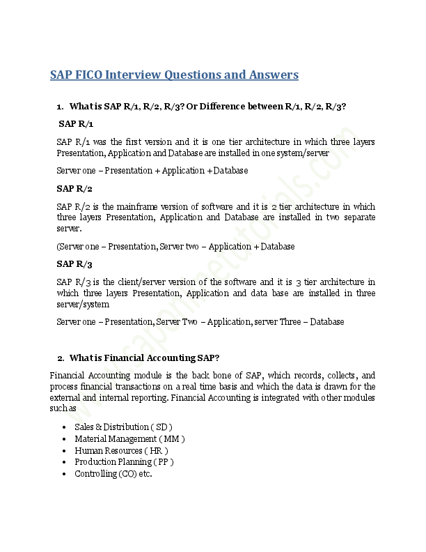 And for pdf answers freshers sap interview sd questions