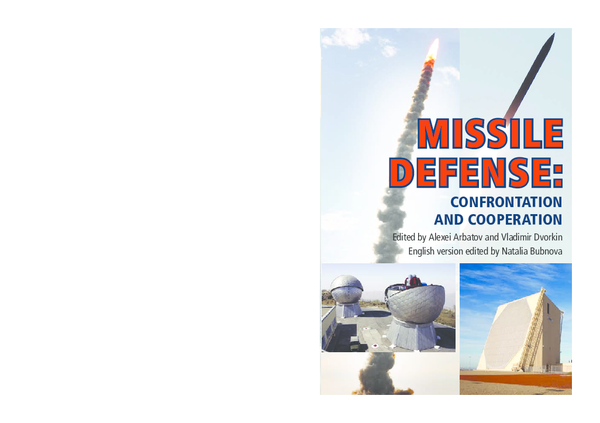 PDF) Chapter 15  Regional Missile Defense Programs (India