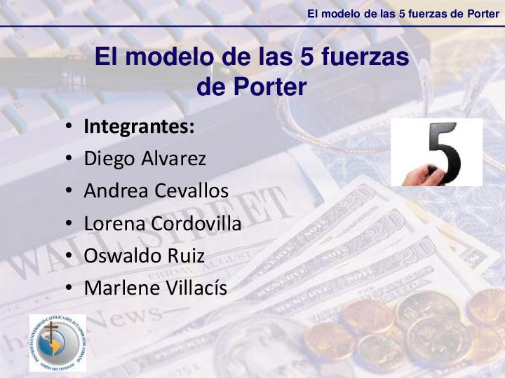 Ppt 5 Fuerzas De Porter Oswaldo Ruiz Academia Edu