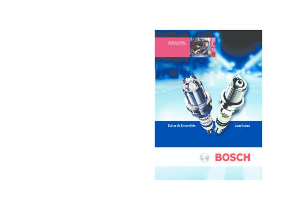 Bujía de encendido Super Plus Bosch 0 242 229 657