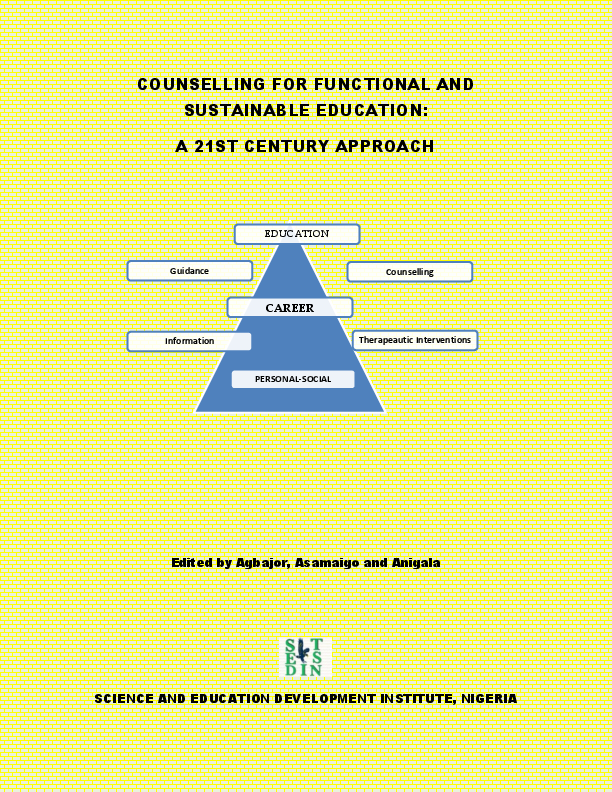 PDF) COUNSELLING FOR FUNCTIONAL AND SUSTAINABLE APPROACH: A 21ST