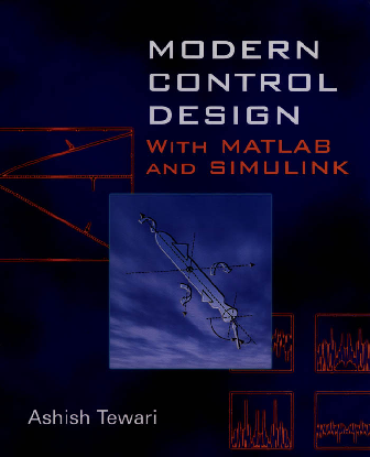 PDF) Modern Control Design With MATLAB and SIMULINK | Dody