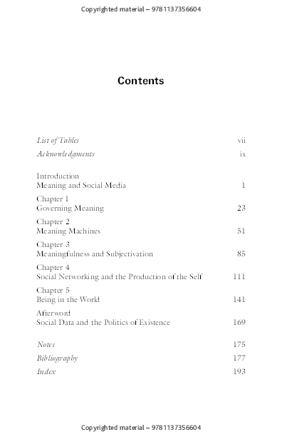 PDF) Meaning in the Age of Social Media | Ganaele Langlois - Academia.edu
