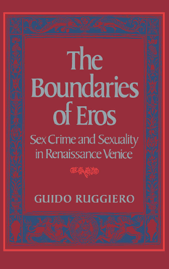 Eros: Sinful Expressions of a Deviant