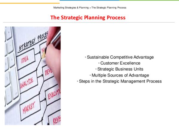 PPT) The Strategic Planning Process   Debra Lilly - Academia edu