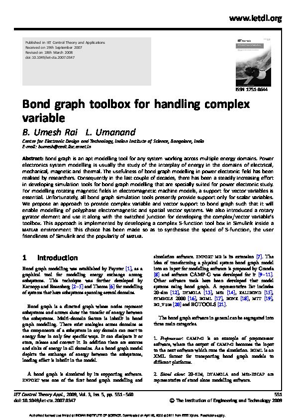 PDF) Simulink