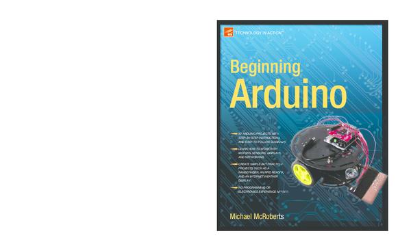 PDF) Beginning Arduino | Sergiu Bejan - Academia edu