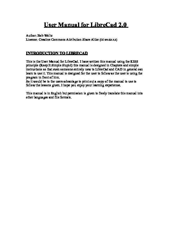 Librecad snap to grid | Snapping  2019-05-14
