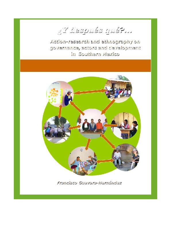 PDF) ¿Y después qué?: action-research and ethnography on