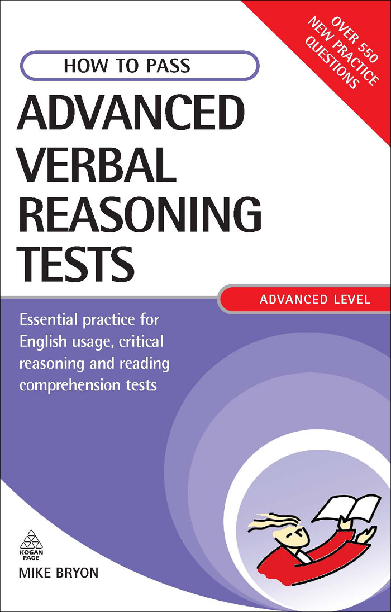 Pdf  How To Pass Advanced Verbal Reasoning Tests