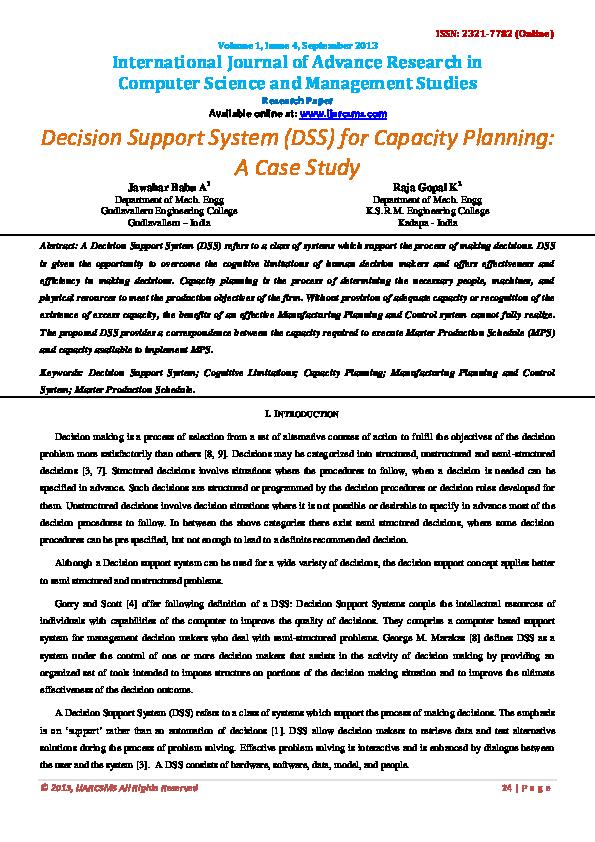 Depression research paper title