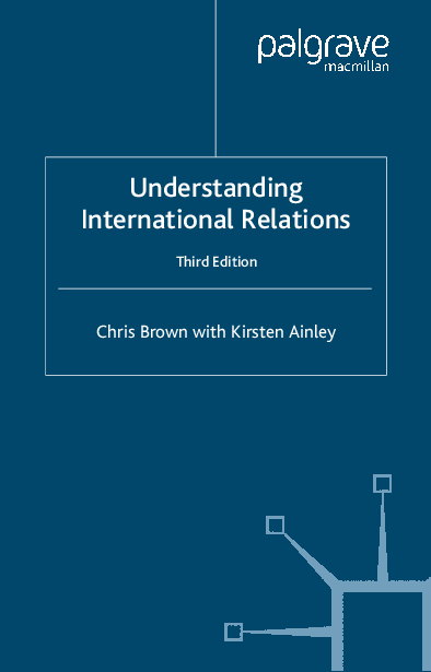 the realist tradition and the limits of international relations williams michael c