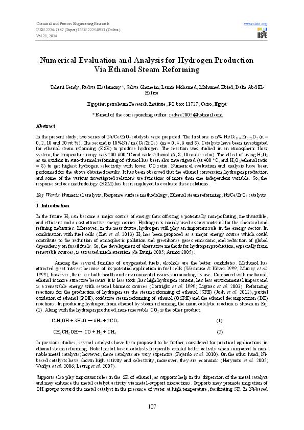 PDF) IISTE international journals, 2014 edition Vol 9