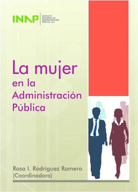 La Mujer en la Administración Pública  Ensayos INAP  c8d294e4c36e