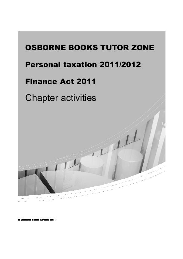 osborne tutor zone answers final accounts