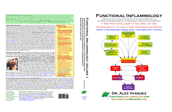 PDF) Functional Inflammology: Clinical Nutrition, Functional