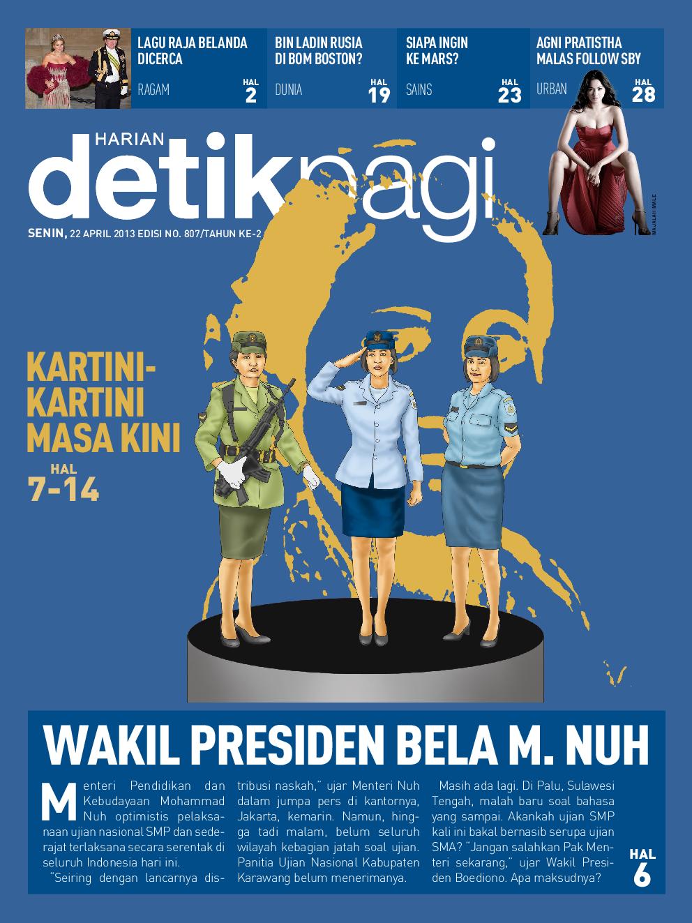 Pdf Majalah Detik Kafa Syahida Academia Edu