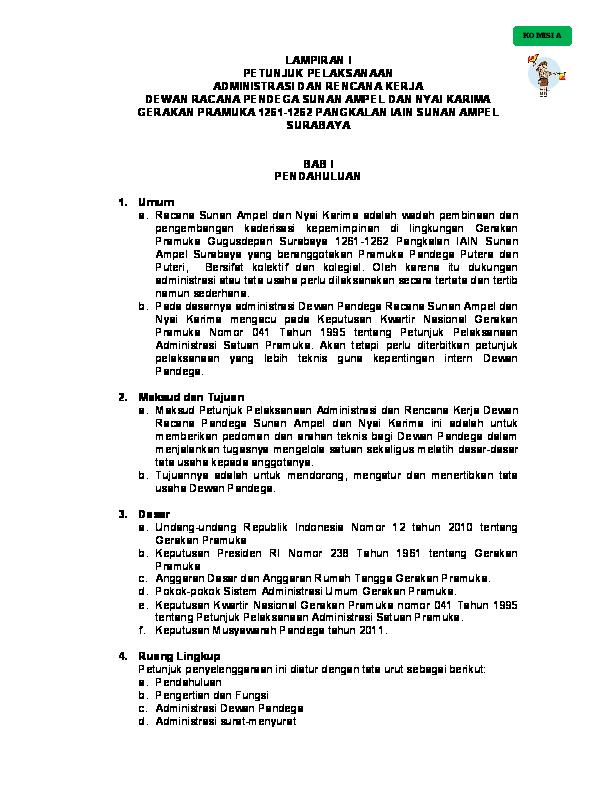 Contoh Surat Dispensasi Pramuka Suratmenyurat Net Bertemuco