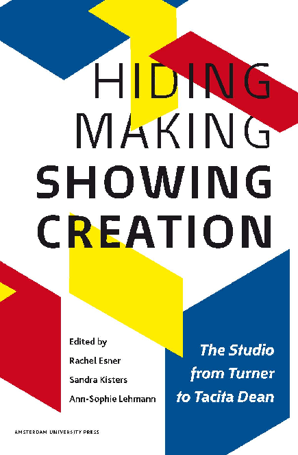 00b431d4356c PDF) Hiding Making - Showing Creation. The Studio from Turner to ...