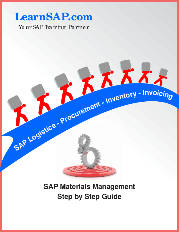 PDF) LearnSAP SAP Materials Management Step by Step Guide | V