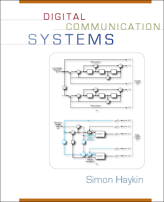 PDF) Digital Communication Systems: First Edition