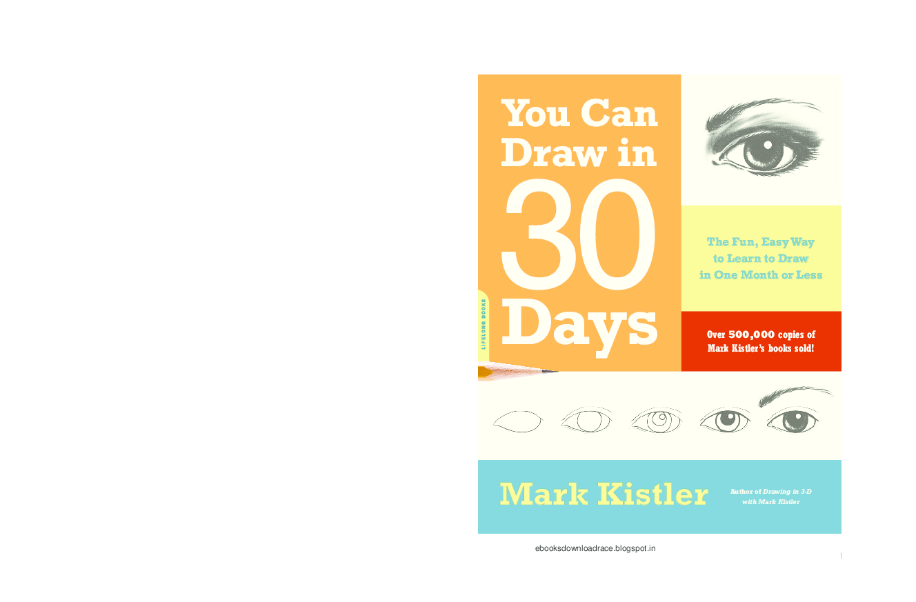you can draw in 30 days mark kistler pdf free download