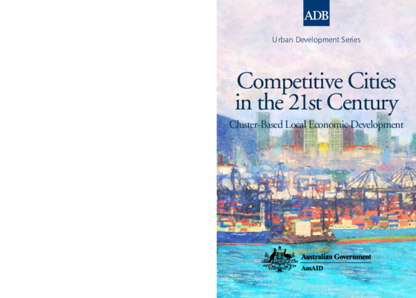 PDF) Competitive Cities in the 21st Century: Cluster-Based