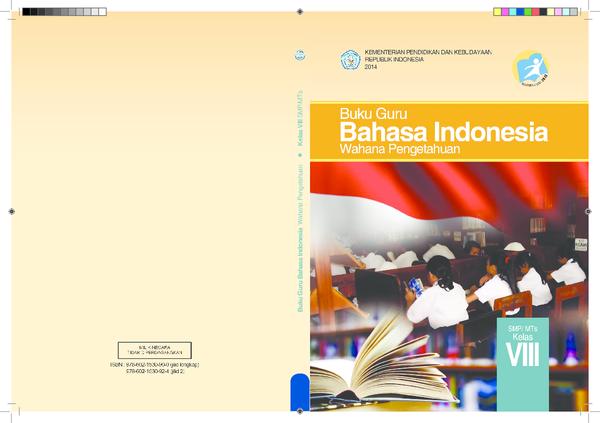 (PDF) Buku Guru Bahasa Indonesia Wahana Pengetahuan Kelas ...