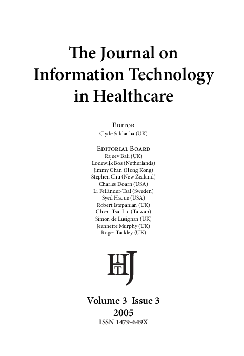 PDF) Effect of the internet on the doctor-patient relationship: a