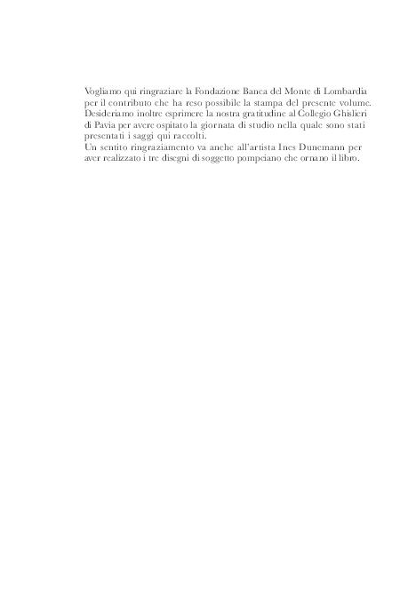 Pdf I Misteri Di Pompei Antichità Pompeiane Nell
