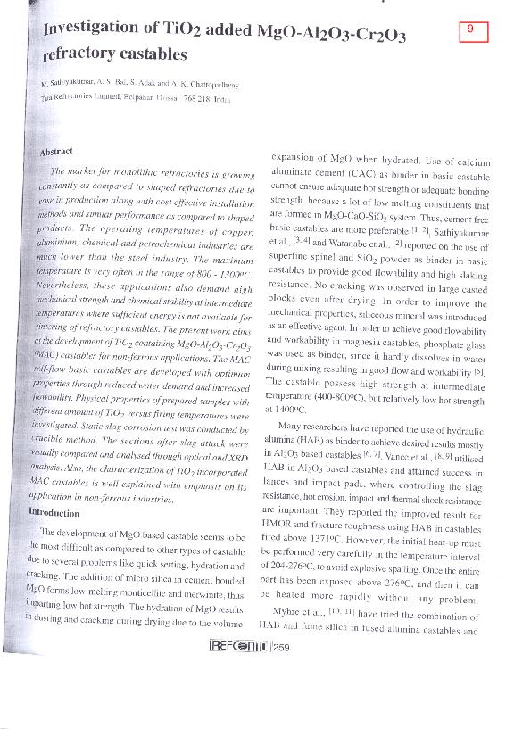 Scrapbook book report