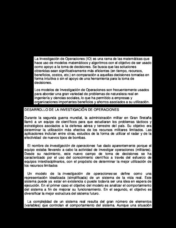 Doc U1programación Lineal Emmanuel Bernal Academia Edu
