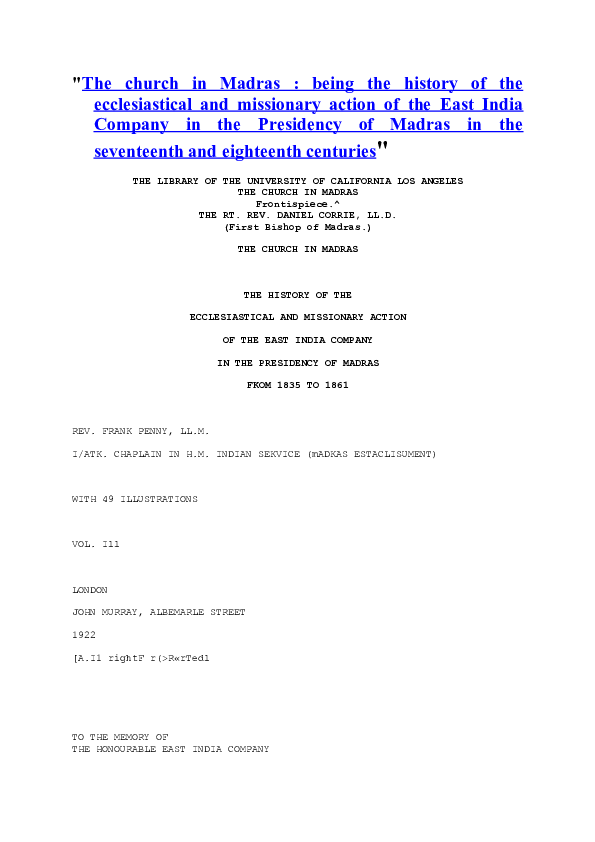 DOC) Copy of Chuirch Hisory   raj kamal - Academia edu