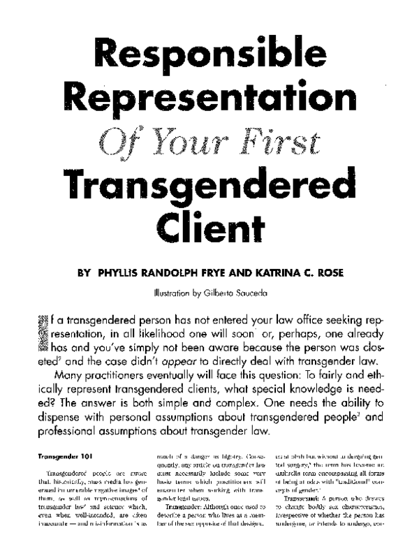 who was the transvestite bond g