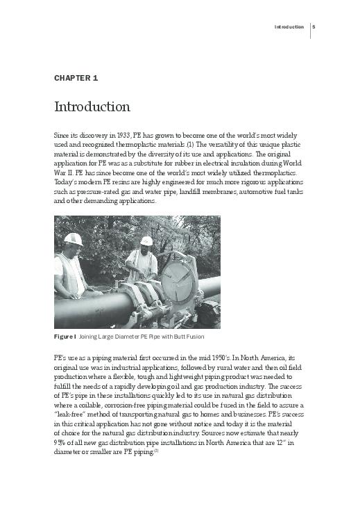 PDF) PE pipe Handbook   BOUAZIZ MOHAMED ALI - Academia edu