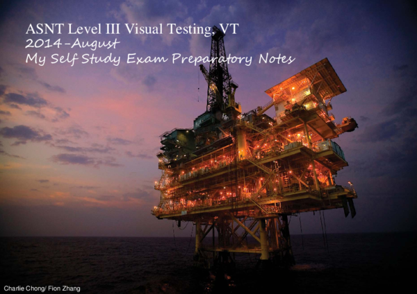 PDF) Understanding Visual Testing- My Self Study Notes for
